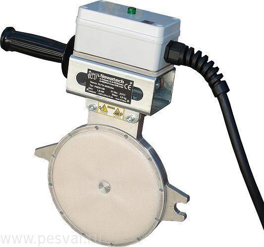 Нагреватель для ПНД труб до 160 мм