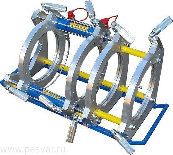 Центратор для сварки полиэтиленовых труб UMSN-250