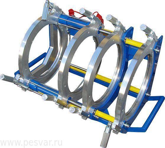 Центратор для сварки полиэтиленовых труб UMSN-315