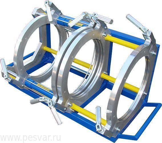 Центратор для сварки полиэтиленовых труб UMSN-400
